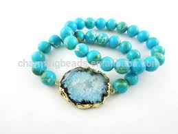 blue stones bracelet images Ch lst0037 lucky stone bracelet blue gemstone bracelet set jpg