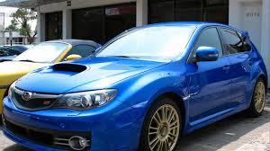 subaru wrx sport hatchback 2009 subaru impreza wrx sti youtube