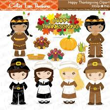 Happy Thanksgiving Pilgrims Thanksgiving Pilgrims And Indians Clipart 52
