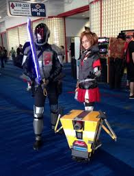 Borderlands 2 Halloween Costumes Comicpalooza 2014 10 Fantastic Costumes 2 Cosplay
