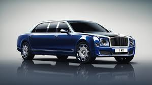 lamborghini limousine blue bentley u0027s new mulsanne grand limousine was built for true