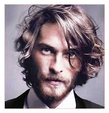 mens hairstyles for thick hair and long face with best long