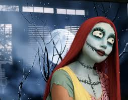 halloween corpse bride makeup sally nightmare before christmas make up tutorial youtube