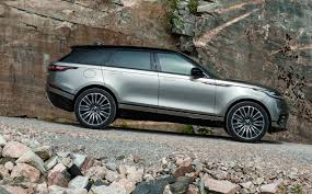 range rover velar dashboard range rover velar first edition p380 2018 review by car magazine