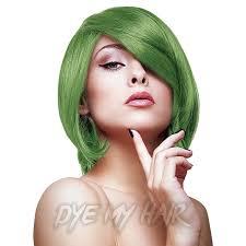 haunting halloween hair colour