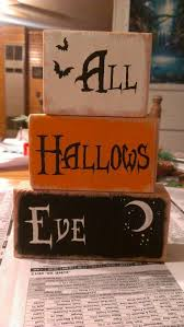best 25 halloween blocks ideas on pinterest rustic halloween