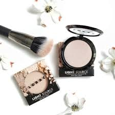 lorac primer light source lorac light source illuminating highlighter review swatches the