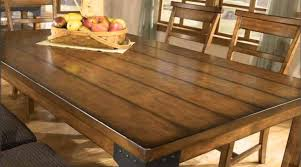 industrial dining room tables table attractive rustic industrial dining room table horrifying