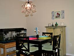 dining room reveal it u0027s all about the beach color and lighting