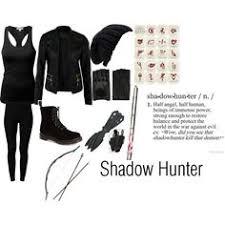 Shadowhunter Halloween Costume Shadowhunter Clary