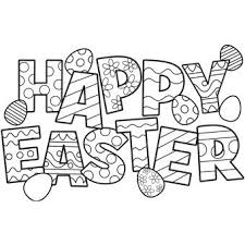 abstract easter coloring pages happy easter eggs coloring pages easter 2 pinterest happy