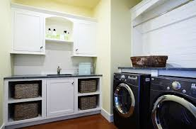 laundry cabinet design ideas stylish cool laundry room design ideas for your household