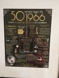 golden anniversary gift ideas custom 50th anniversary gift caricature 50th anniversary gifts 50