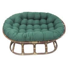 Round Chair Cushions Furniture White Papasan Chair Cushion Cheap For Comfy Home