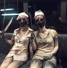 Silent Hill Halloween Costume 13 Diy Halloween Costumes Pretty Scary