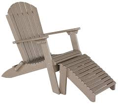 Luxcraft Poly Folding Adirondack Chair Swingsets Luxcraft Poly