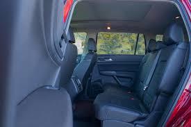 volkswagen atlas interior seating 2018 volkswagen atlas v6 review autoguide com news