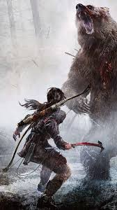rise of the tomb raider 2015 game wallpapers gamewallpapers com cyberbabe game wallpapers page 9