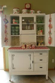 Vintage Enamel Top Kitchen Cabinet by 859 Best Hoosier Cabinets Images On Pinterest Hoosier Cabinet