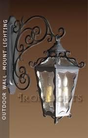 outdoor light mounting bracket wrought iron outdoor lighting architectural lights light fixtures