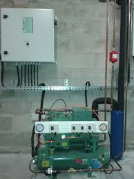 compresseur chambre froide réfrigération climatisation centrale d eau glacée spécialistes
