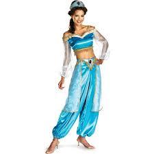 Grown Halloween Costumes Jasmine Prestige Costume Halloween Costume Walmart