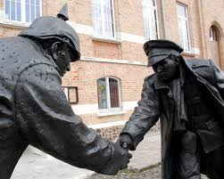 quotes for soldiers during christmas old time kentucky was christmas truce of 1914 a u0027rebellion