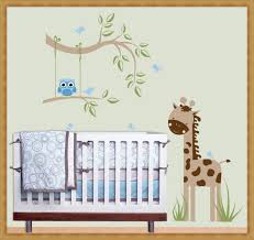 stickers for nursery wall decals home decorations ideas image of creative nursery wall decals classic