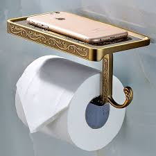 home design fleur de lis cast iron toilet paper roll holder wall