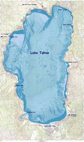 Map A Bike Route by Lake Tahoe Road Bike Ride Ride Around Lake Tahoe South Shore