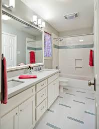 Transitional Vanity Lighting Vanity Light Bar Bathroom Transitional With Bath Bath Wall Inset