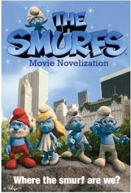 smurfs novelization smurfs wiki fandom powered wikia