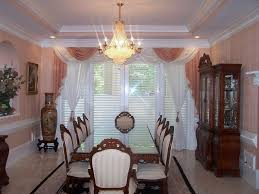 Dining Room With Chair Rail Traditional Living Room With Chandelier U0026 Chair Rail In Lithonia