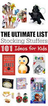 Stocking Stuffers Ideas Ultimate Stocking Stuffers List 101 Ideas For Kids
