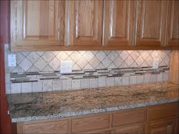kitchen grey glass subway tile backsplash backsplash tile ideas