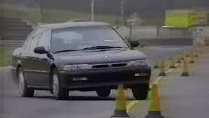 honda accord 1990s 1990 honda accord ex sedan test drive