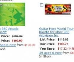 amazon xbox black friday black friday features xbox 360 arcade with free hero bundle deal
