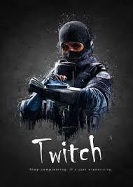 R6 Siege Operation White Noise Ela And Twitch Rainbow Six Siege Twitch Videogames Rainbows