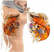 buy goldfish tattoo and get free shipping on aliexpress com