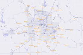 Map Of Kansas City Mo 203 K Loan Consultant Kansas City
