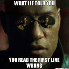 Meme What If I Told You - what are the best what if i told you memes quora