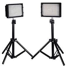 led lights for photography studio neewer photography 304 led studio lighting kit with amazon co uk