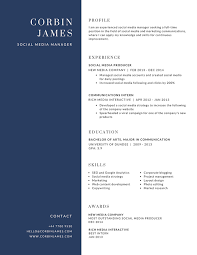 resume and cv samples free online resume maker canva
