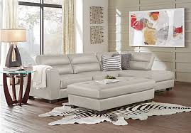 Sectional Sofas Rooms To Go by Congress Street Stone Gray 3 Pc Sectional Living Room Living