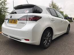lexus service history by vin lexus ct200h hybrid automatic with heated leather seats full lexus