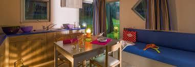 Landes Dining Room Rental Chalet Glaïeuls 39m 6 Pers Landes ᐃ Eurosol
