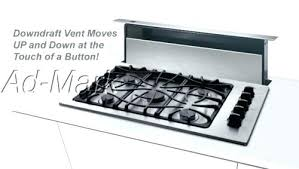Electric Cooktop Downdraft Downdraft Gas Electric Cooktops Kitchenaid Intended For Modern