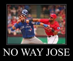 Baseball Meme - 29 best memes of jose bautista knocked out by rougned odor sportige