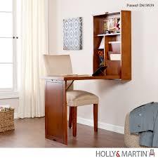Espresso Secretary Desk by Holly U0026 Martin Leo Fold Out Convertible Desk Walnut Secretary