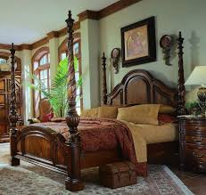 Pulaski Bedroom Furniture Pulaski La Habana Sleigh Bedroom Collection Pf B562185 At